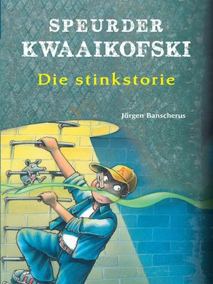cover image of Speurder Kwaaikofski 9