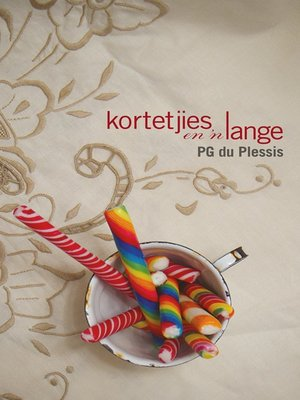 cover image of Kortetjies en 'n lange