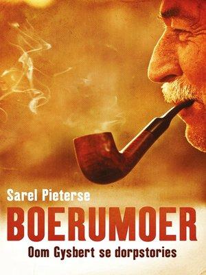 cover image of Boerumoer