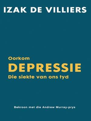 cover image of Oorkom depressie