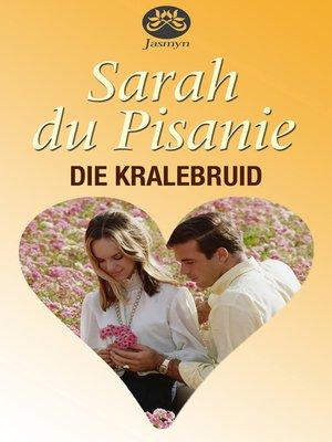 cover image of Die kralebruid