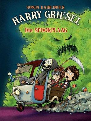 cover image of Die Spookplaag
