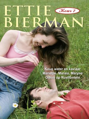 cover image of Ettie Bierman Keur 7