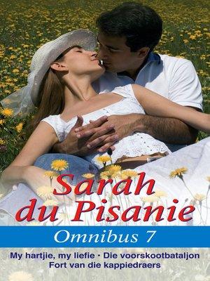 cover image of Sarah du Pisanie Omnibus 7