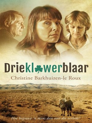 cover image of Drieklawerblaar