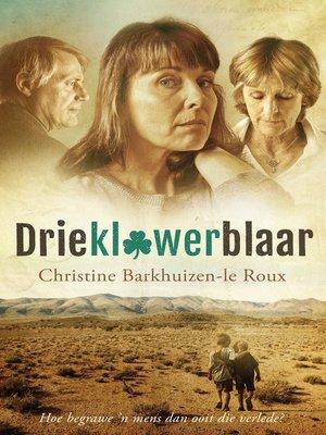 cover image of Drieklawerblaar