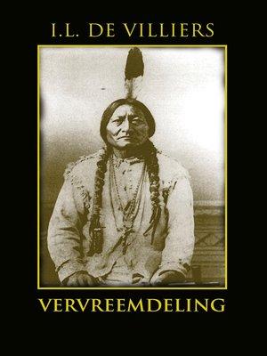 cover image of Vervreemdeling