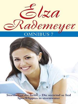 cover image of Elza Rademeyer Omnibus 7