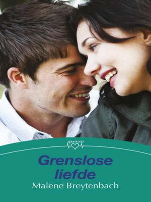 cover image of Grenslose liefde