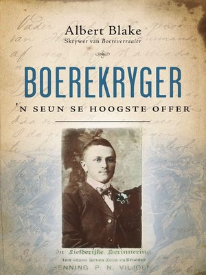 cover image of Boerekryger
