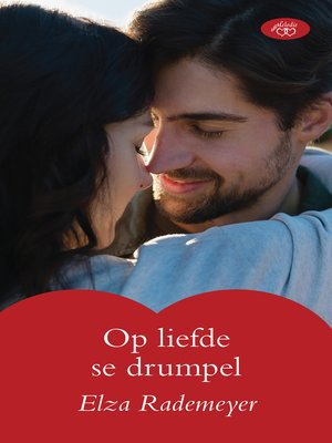 cover image of Op liefde se drumpel