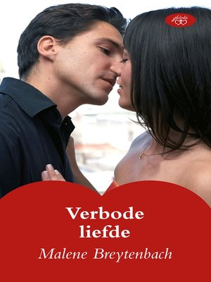 cover image of Verbode liefde