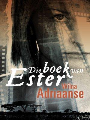 cover image of Die boek van Ester