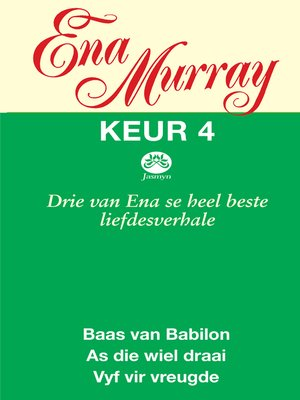 cover image of Ena Murray Keur 4