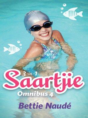 cover image of Saartjie Omnibus 4