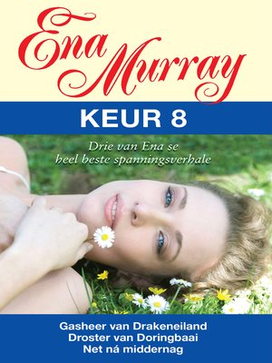 cover image of Ena Murray Keur 8