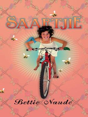 cover image of Saartjie (#1)