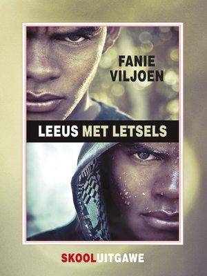cover image of Leeus met letsels (skooluitgawe)