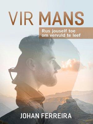 cover image of Vir mans
