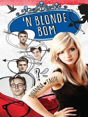 cover image of 'n Blonde bom