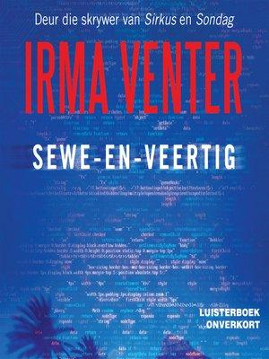 cover image of Sewe-en-veertig
