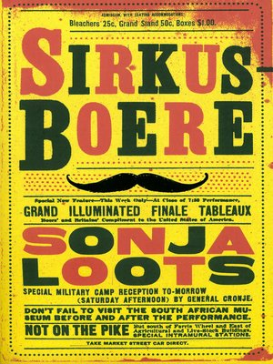 cover image of Sirkusboere