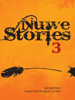 cover image of Nuwe Stories 3