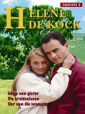 cover image of Helene de Kock Omnibus 9