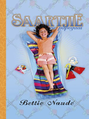 cover image of Saartjie se papegaai (#7)