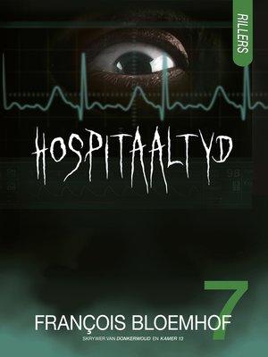 cover image of Hospitaaltyd