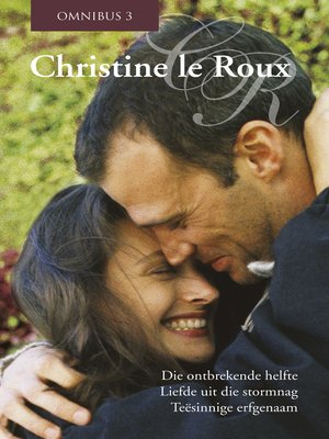 cover image of Christine le Roux Omnibus 3