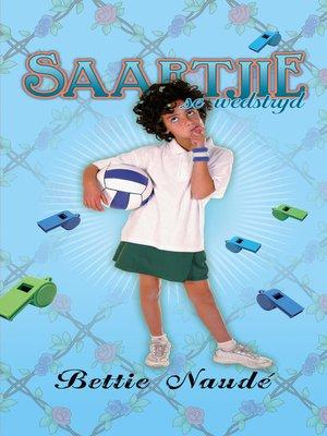 cover image of Saartjie se wedstryd (#23)