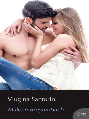 cover image of Vlug na Santorini