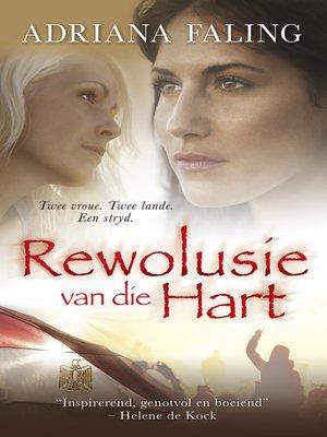 cover image of Rewolusie van die hart