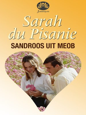 cover image of Sandroos uit Meob