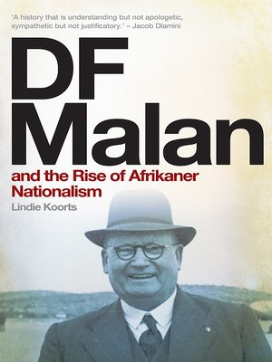 cover image of DF Malan and the Rise of Afrikaner Nationalism