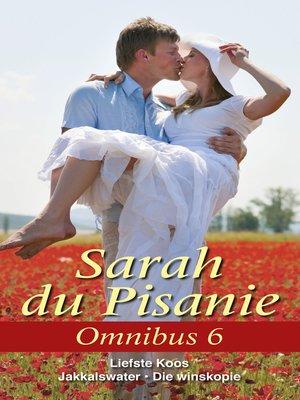 cover image of Sarah du Pisanie Omnibus 6