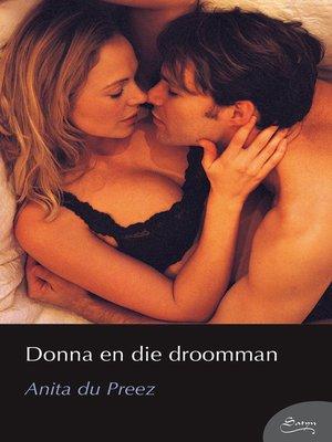 cover image of Donna en die droomman