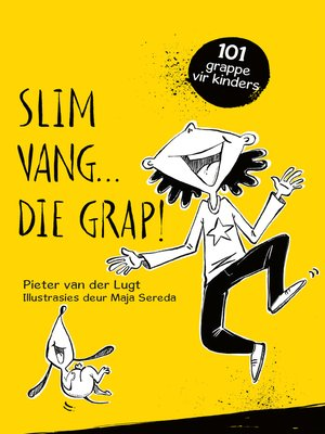 cover image of Slim vang . . . die grap!