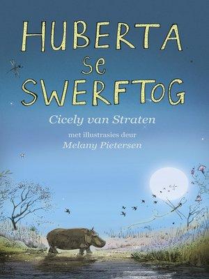cover image of Huberta se swerftog