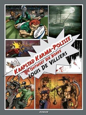 cover image of Kaapstad Karma-Polisie
