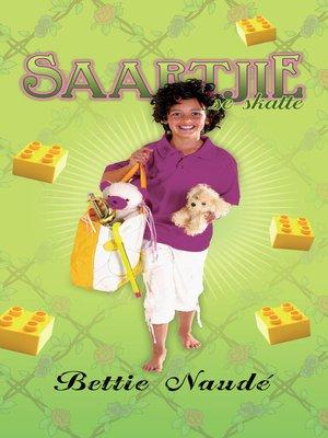 cover image of Saartjie se skatte (#10)