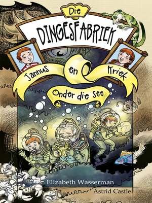 cover image of Die dingesfabriek 2