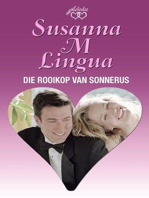cover image of Die rooikop van Sonnerus