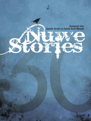 cover image of Nuwe Stories