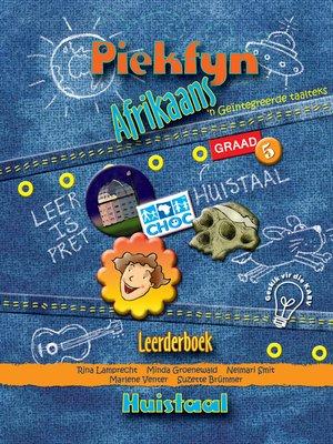cover image of Piekfyn Afrikaans Graad 5 Leerderboek vir Huistaal