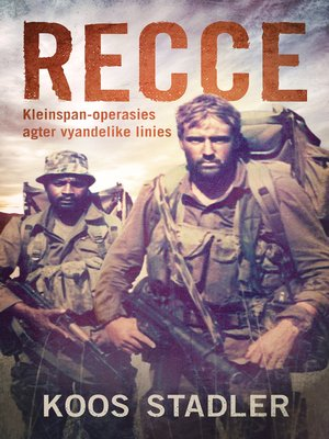 cover image of Recce