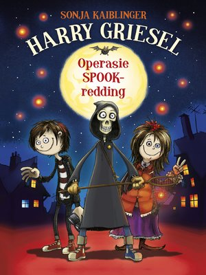 cover image of Operasie spookredding