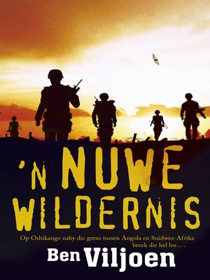 cover image of 'n Nuwe wildernis