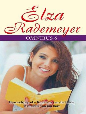 cover image of Elza Rademeyer Omnibus 6